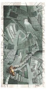Escher-Bear