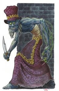 Steampunk-Vampire